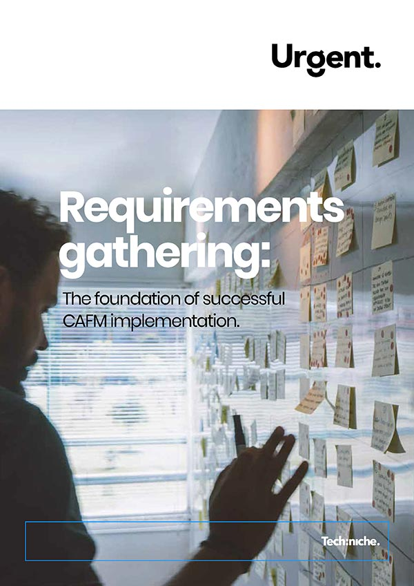 A 14-page eBook featuring expertise and insight from CAFM experts.